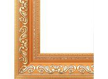 - Багетные рамы 40*50. Jasmine (с.коричневый+золотой) (2042-BB) обложка книги