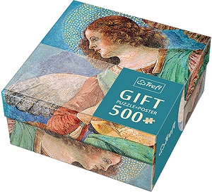 500 дет. подарочные-Ангел-музыкант