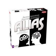 Tactic Games - Настольная игра Alias Дамы против Джентльменов обложка книги
