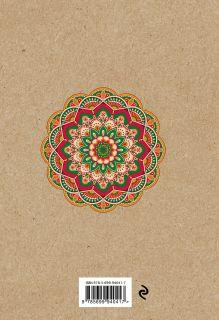 Обложка сзади Mandalas. Блокнот для сбычи мечт (зеленый) Лилия Габо