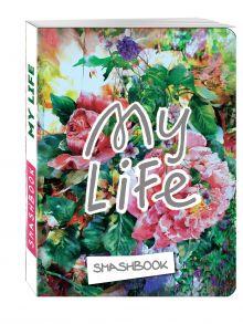 - My life (c наклейками) обложка книги