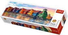 """Пазл 1000 дет. панорамные """"Гронинген, Нидерланды"""""""