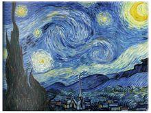 Чехол для карточек. Ван Гог. Звёздная ночь (Арте)