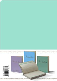 Обложка сзади Mindfulness. Утренние страницы (мята) (скругленные углы) (Арте)