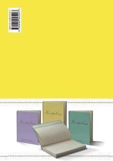 Обложка сзади Mindfulness. Утренние страницы (лимон) (скругленные углы) (Арте)