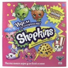 """Настольная игра """"Shopkins. Идем за покупками!"""""""