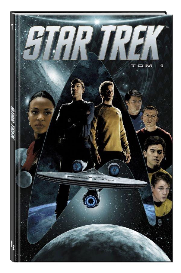 Star Trek. Том 1 Джонсон М.