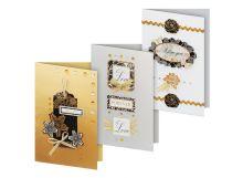 - Наборы для скрапбукинга. Набор для создания 3-х открыток Полонез (121-SB) обложка книги