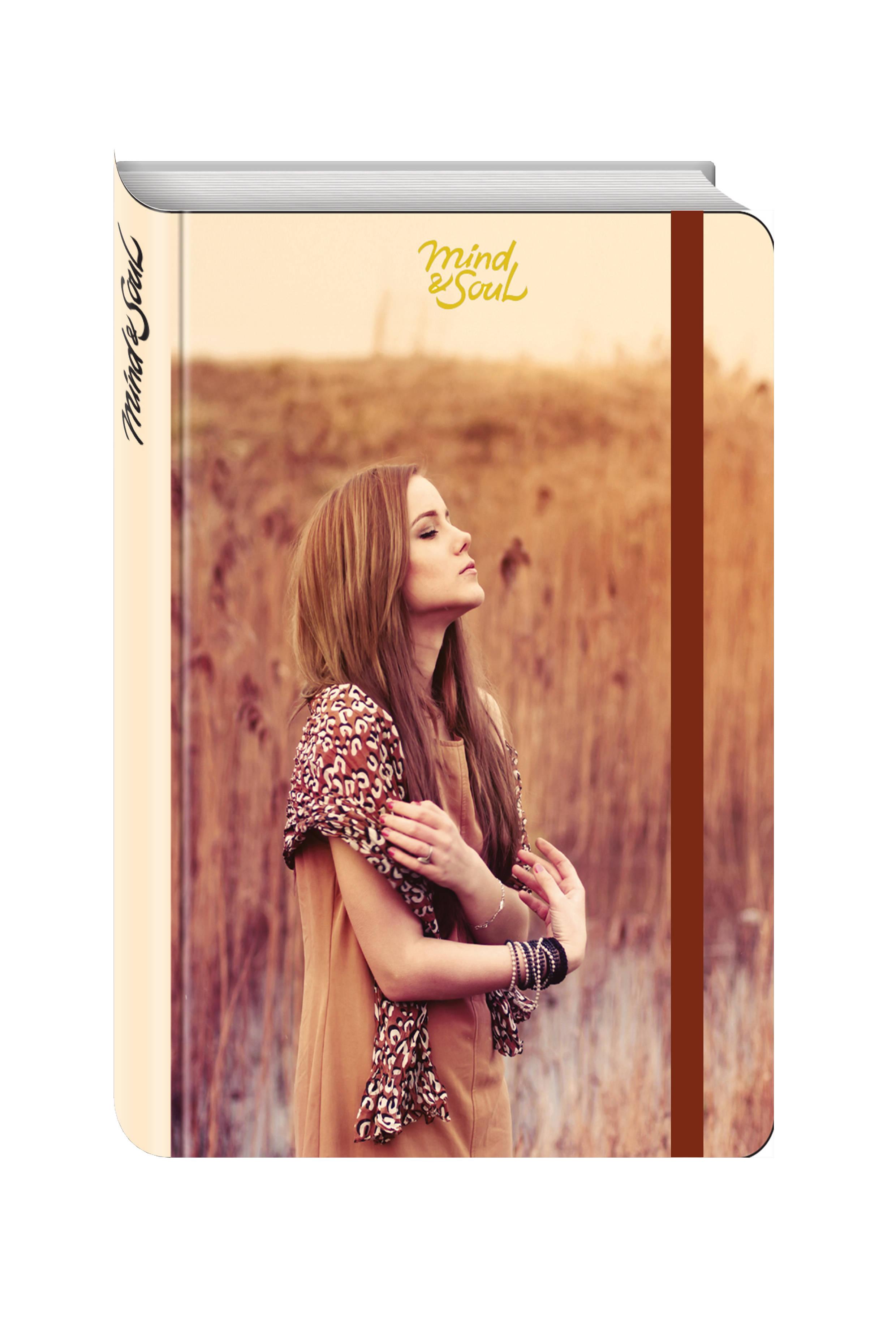Сильвия (твердая обложка с резинкой, 100х140 мм)