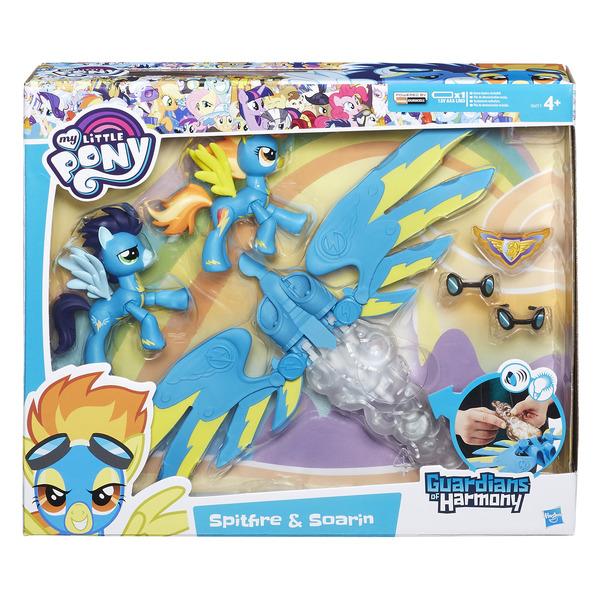 My Little Pony Хранители Гармонии. Вондерболты звуковая радуга (B6011)