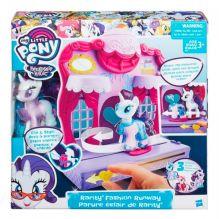 MY LITTLE PONY - My Little Pony Бутик Рарити в Кантерлоте (B8811) обложка книги