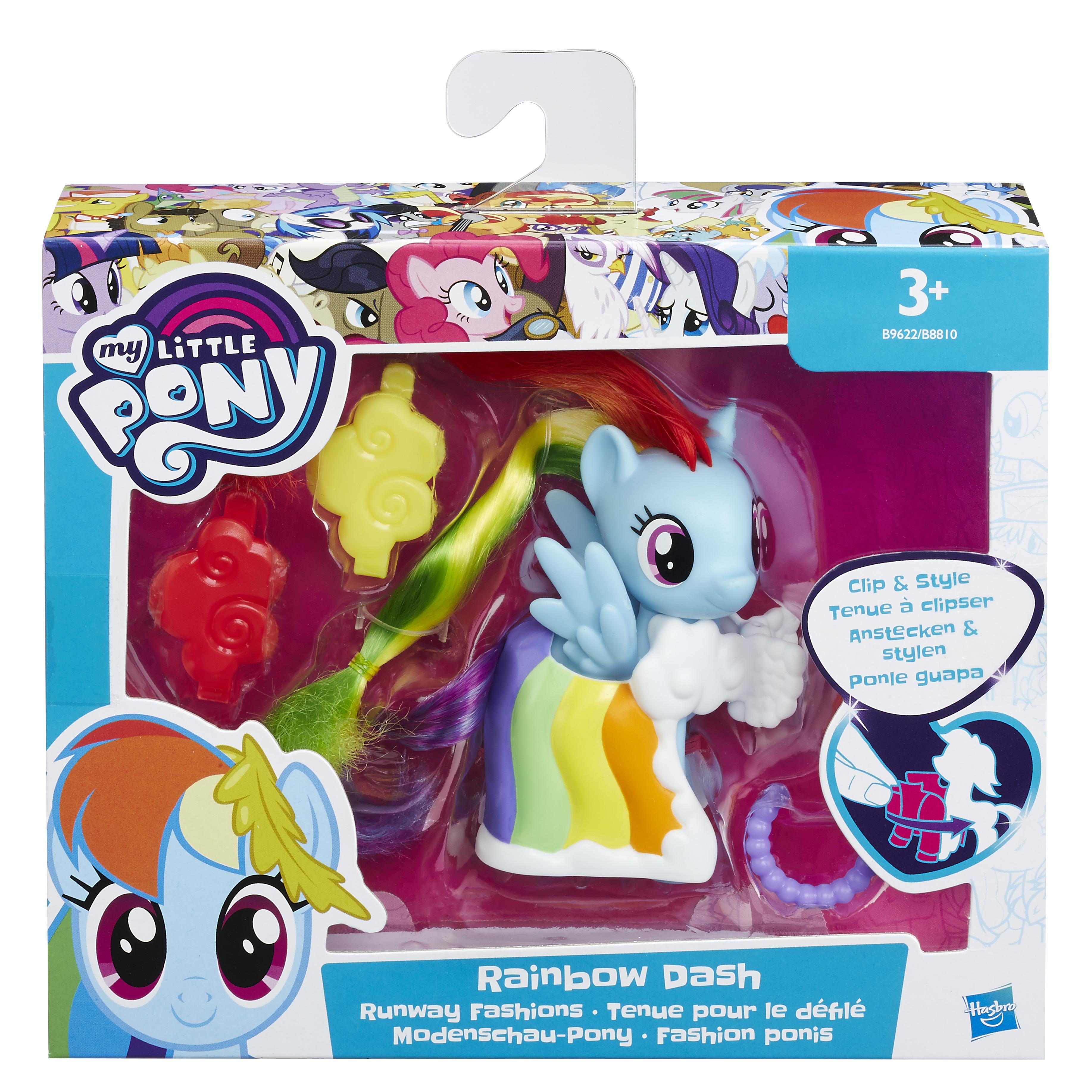 My Little Pony Пони-модницы (B8810)
