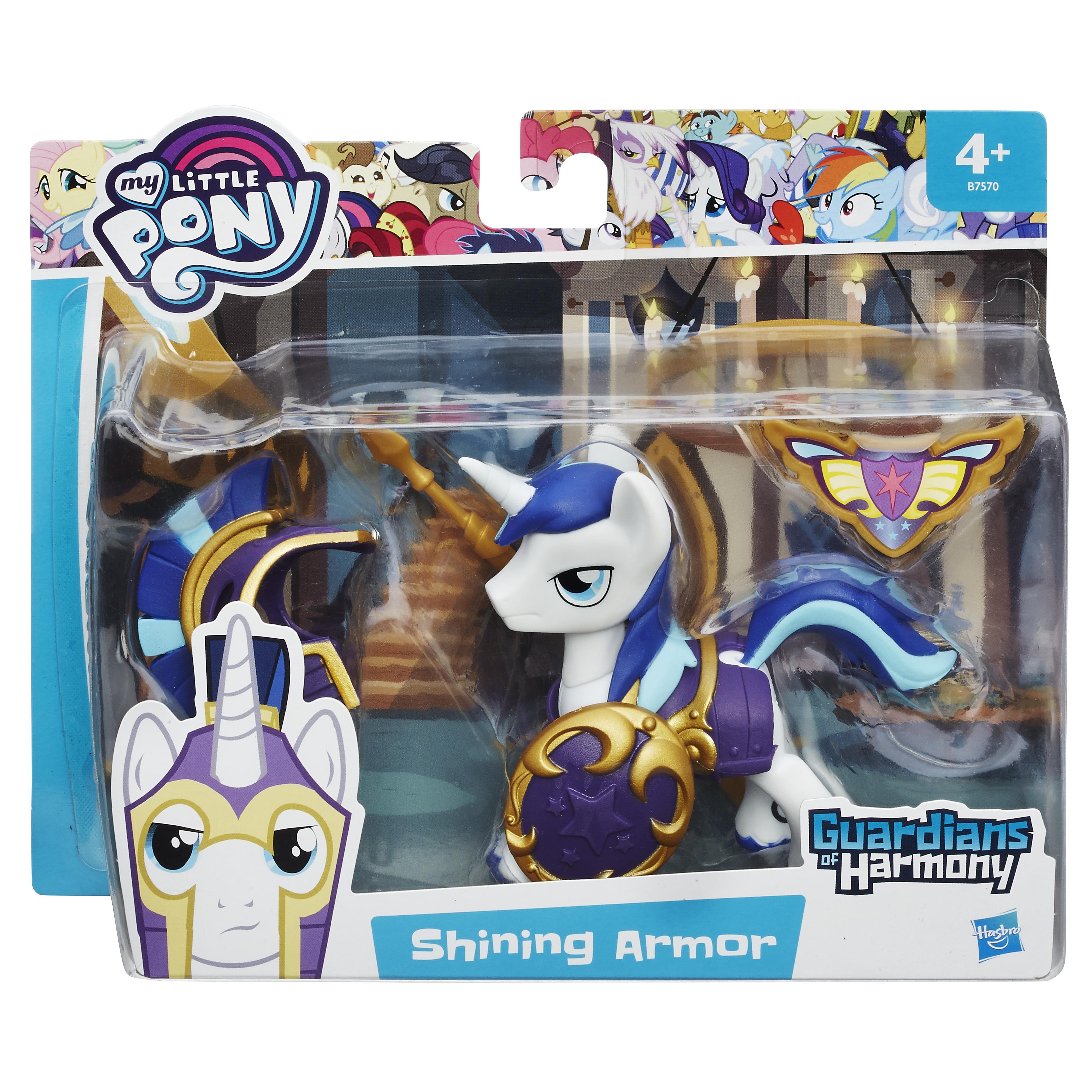 My Little Pony Харнители Гармонии с артикуляцией (B6008)