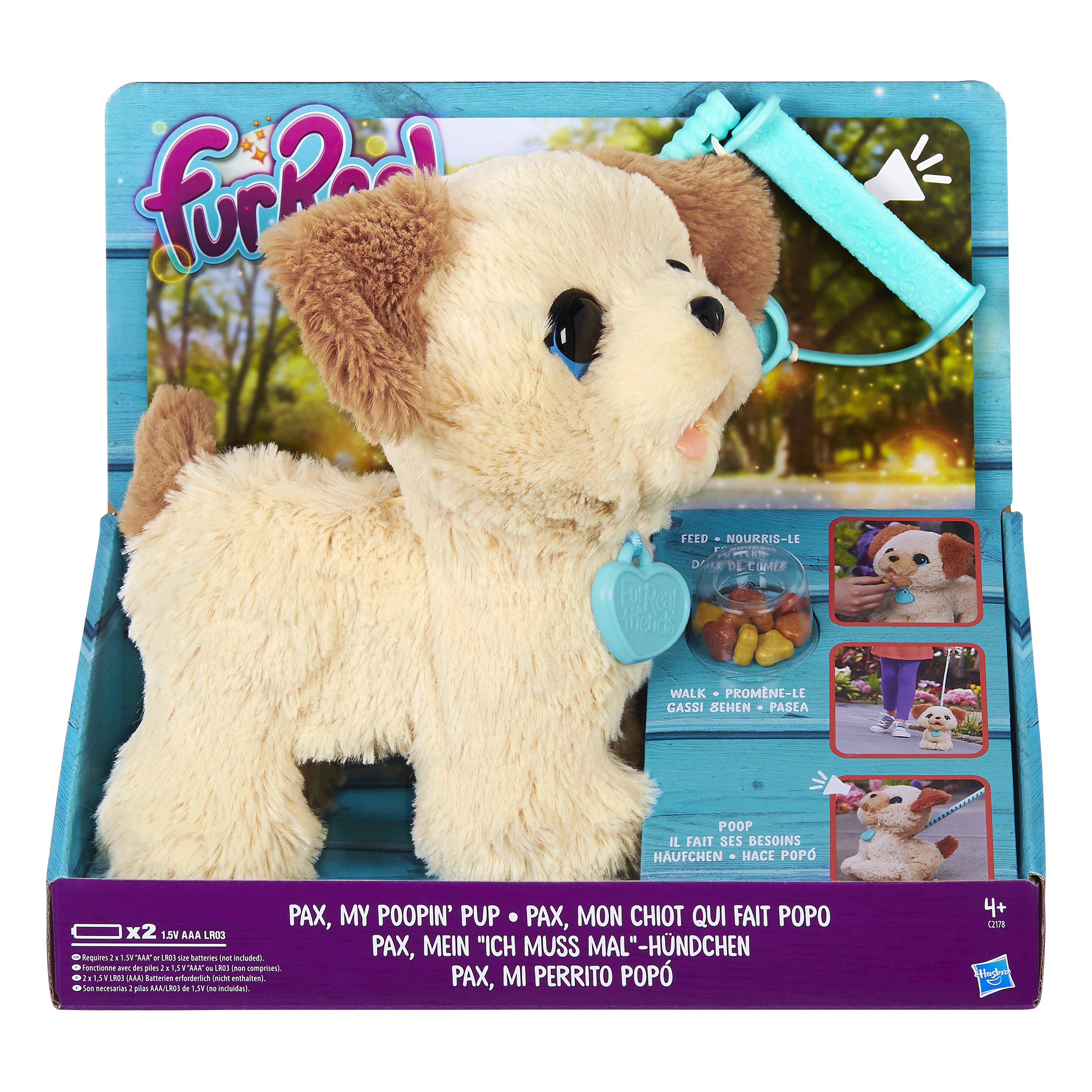 FurReal Весёлый Щенок Пакс (C2178)