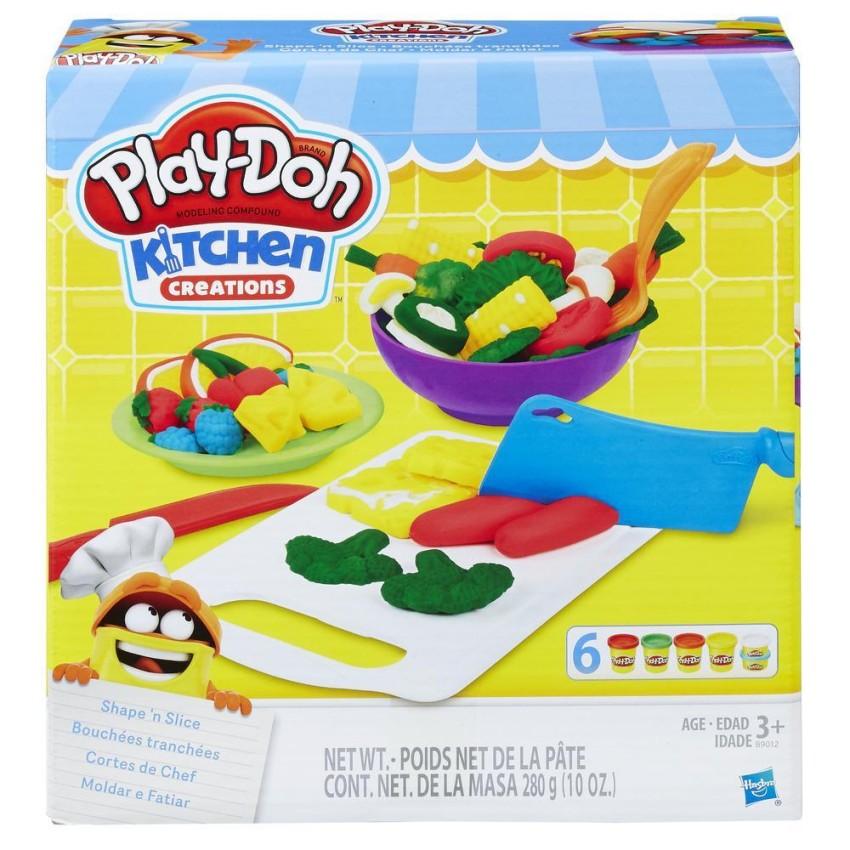 Play-Doh Игровой Набор Приготовь и Нареж На Дольки (B9012) от book24.ru