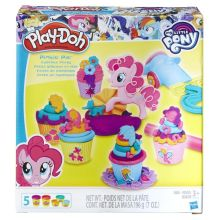 PLAY-DOH - Play-Doh Игровой Набор Вечеринка Пинки Пай (B9324) обложка книги