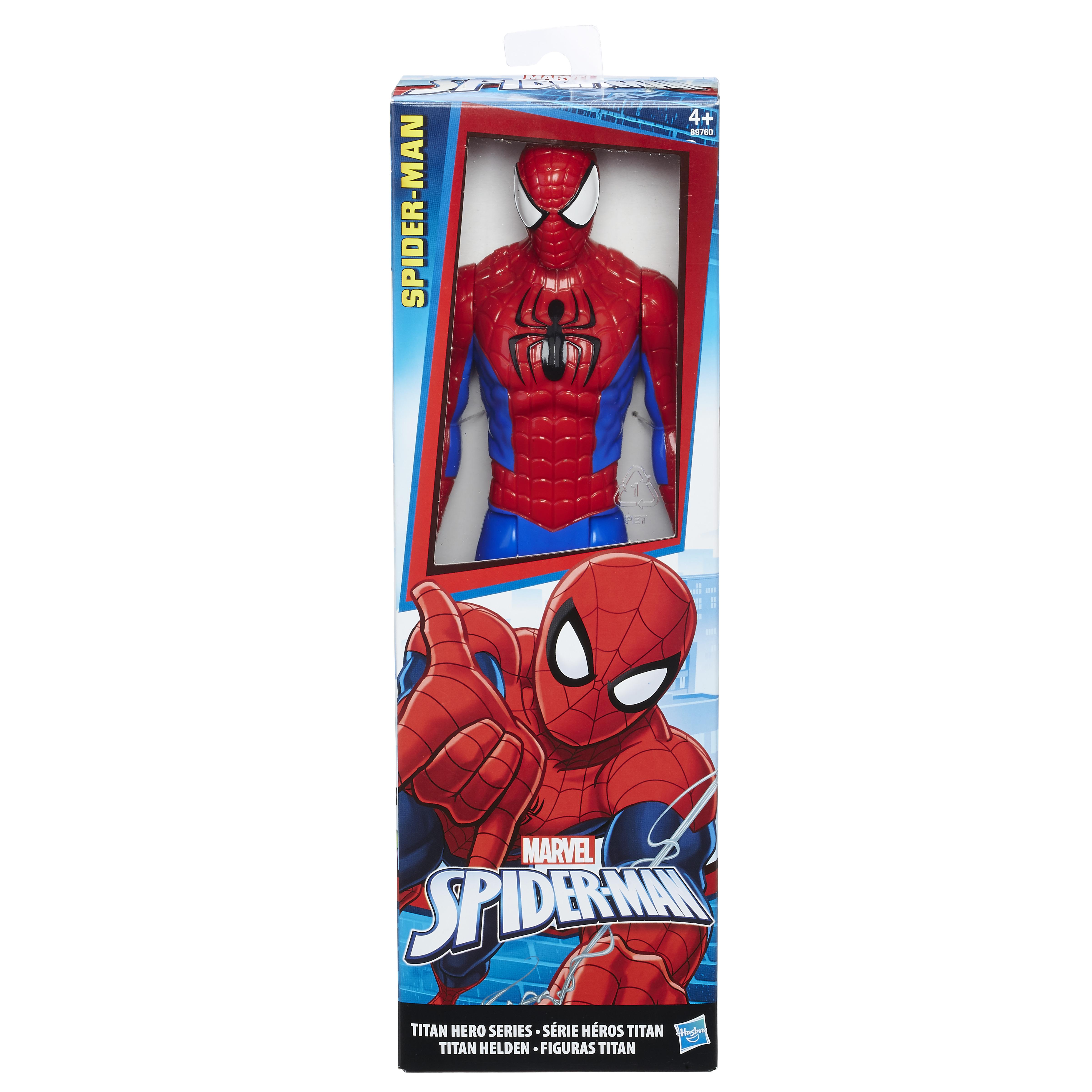 Spider Man Титаны: Человек-Паук (B9760)