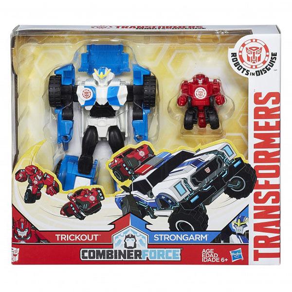 Transformers Роботы Под Прикрытием: Гирхэд-Комбайнер (C0653)