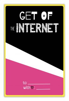 Get of the Internet (А5)