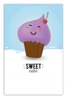 - Sweet cake (А5) обложка книги