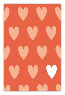 Hearts (А5)