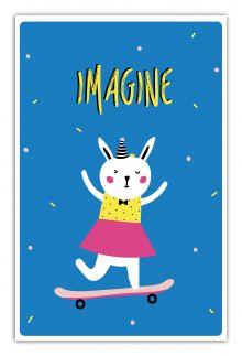 - Imagine (А5) обложка книги