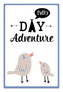 - Every day adventure (А5) обложка книги