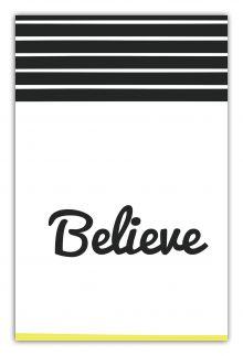 - Believe (А5) обложка книги