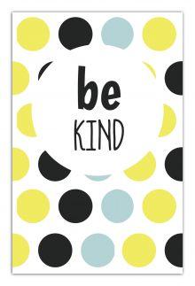 - Be kind (А5) обложка книги