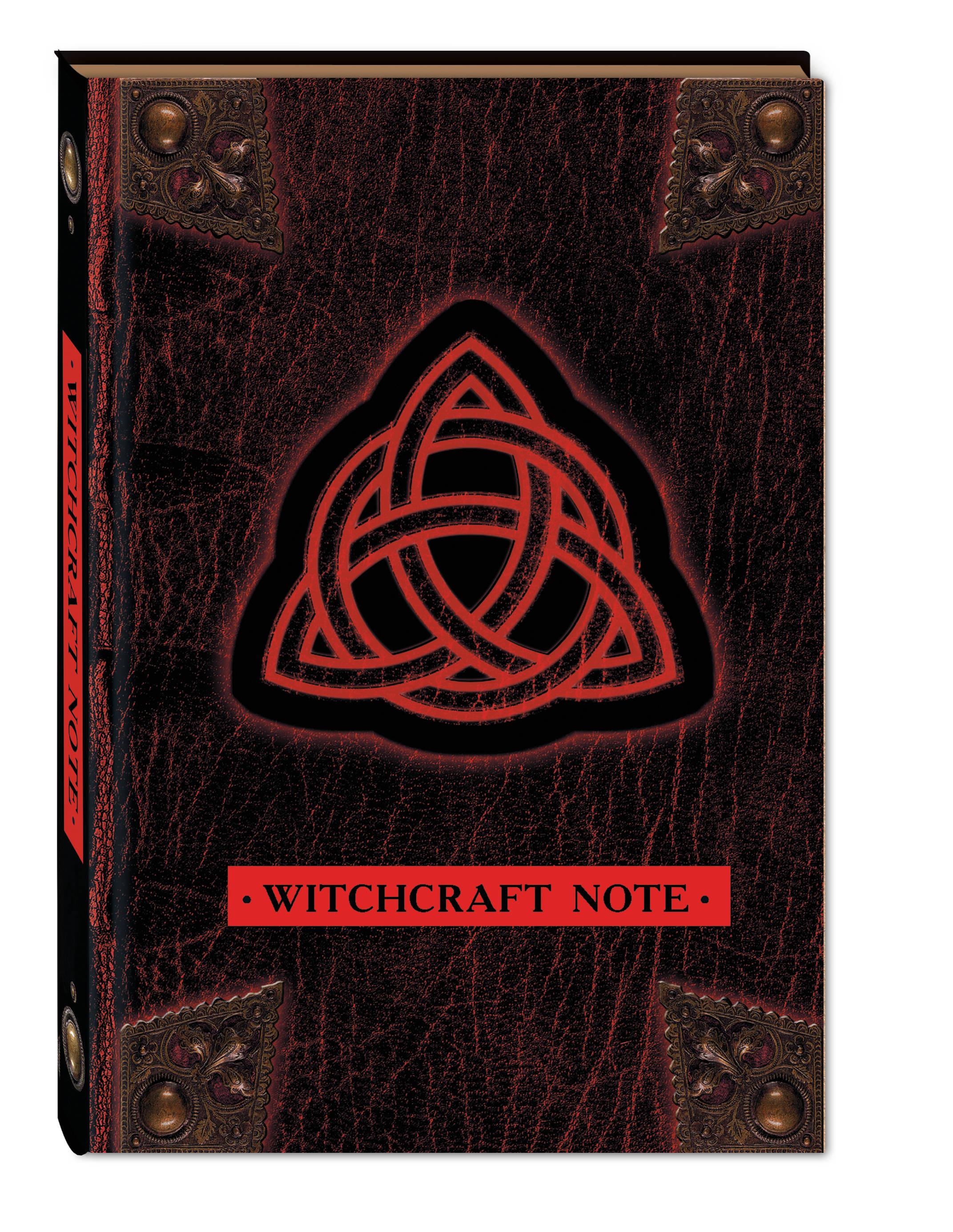 Witchcraft Note. Зачарованный блокнот для записей и скетчей (твердый переплет) от book24.ru