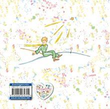 Обложка сзади Маленький принц (рис. автора) (кв.) Антуан де Сент-Экзюпери