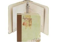 - Наборы для скрапбукинга. Набор для создания альбома Сокровище (952-SB) обложка книги