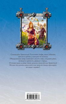 Обложка сзади Цитадель в огне Гай Юлий Орловский, Марго Генер