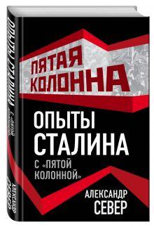 Опыты Сталина с «пятой колонной» обложка книги