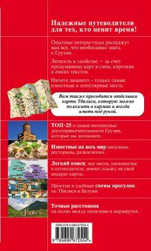 Обложка сзади Грузия. 2-е изд. испр. и доп. Кульков Д.Е.