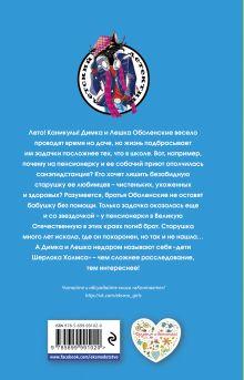 Обложка сзади Задачка со звездочкой Валерий Гусев