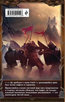 Обложка сзади Темный Паладин. Книга 2: Поиск Василий Маханенко