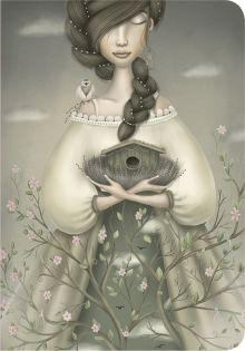 Обложка Блокнот. Маленькая фея (мини-формат) Катя Малеев