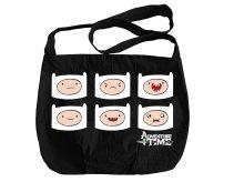 Сумка. Финн. Adventure Time (сумка-почтальон) (комплект)