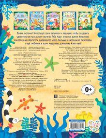 Обложка сзади Морская звезда и другие животные