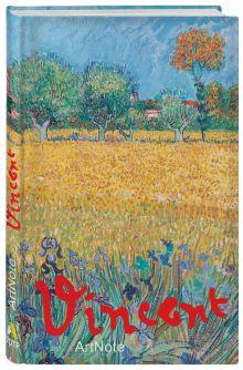 - Ван Гог. ArtNote. Пшеничное поле (Арте) обложка книги