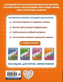 Обложка сзади Наглядный помощник ученика 4-го класса А. М. Горохова