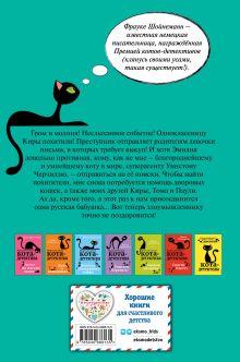 Обложка сзади Секрет еловых писем (#2) Фрауке Шойнеманн