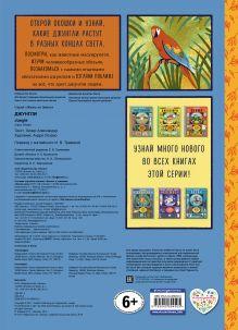 Обложка сзади Джунгли (с окошками)