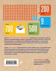 Обложка сзади Ван Гог. Биография в инфографике Софи Коллинз