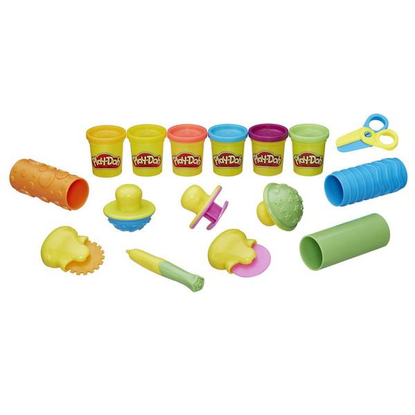 """Play-Doh Игровой Набор """"Текстуры и инструменты"""" (B3408)"""