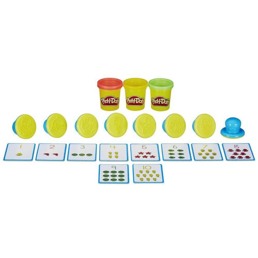 """Play-Doh Игровой набор """"Цифры и числа"""" (B3406)"""