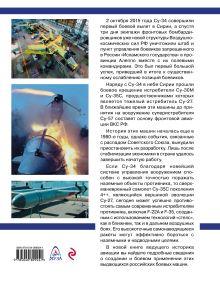 Обложка сзади Сирийская премьера. Многоцелевые самолеты Су-30, Су-34 и Су-35 Николай Якубович