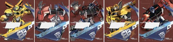 Тетр 12л скр А5 кос лин карт ВД лак TR84/5-EACTransformers Prime