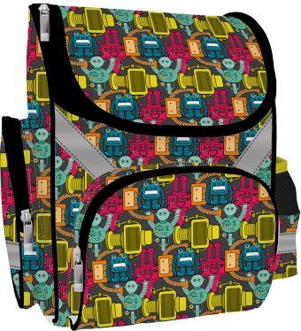 MNEB-MT3-131p Рюкзак. Мягкая спинка. Размер: 35 х 26,5 х 13 см. Non-branded